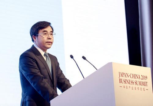 刘连舸:为中日经贸合作提供全方位金融服务